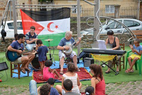 Campamento  de  Acogida  2015
